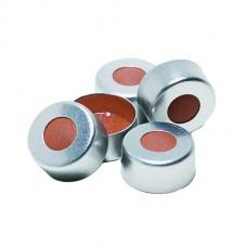 11 mm Crimp Cap & Standard Seal (100/pk)