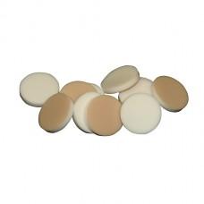 20 mm PTFE/Silicone Septum 3 (100/pk)
