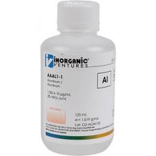 1000 ppm (µg/mL) Aluminum for AA
