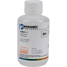 1000 ppm (µg/mL) Manganese for AA